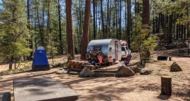 Upper Tonto Creek Campground