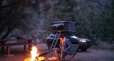 Desert Creek Campground