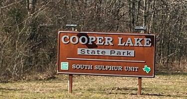 Cooper Lake-South Sulphur Unit