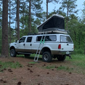our overlanding vehicle