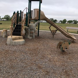 Playground in the Butterfield loop