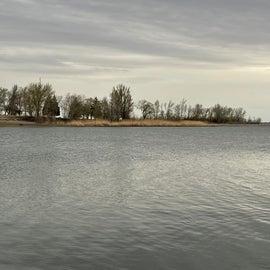 beautiful Willard Bay