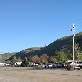 one section of campground