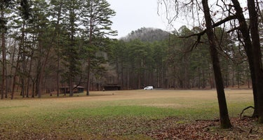 Blanchard Springs Campgrounds