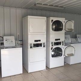 Nice laundry facility!