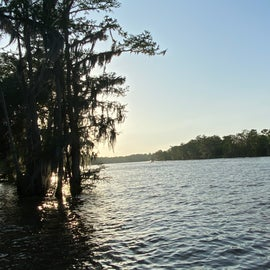 The Tchefuncte River