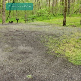 Site 2 Glade Creek Drive in Accessible