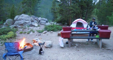 Aspen Meadows Campground - Golden Gate State Park