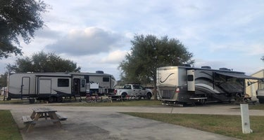 Cajun Palms RV Resort