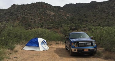 Second Campground
