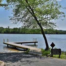 Boat Dock and Ramp