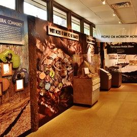 Museum at Morrow Mtn. SP