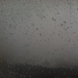 The view from the summit of Mount Washington