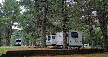 Camden Hills Community Campground