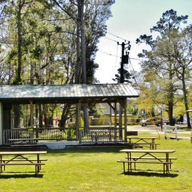 Another picnic shelter