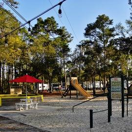 More Playground Equipment