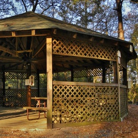 Picnic Shelter Close to Tenting Area