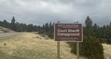 Court Sheriff Campground