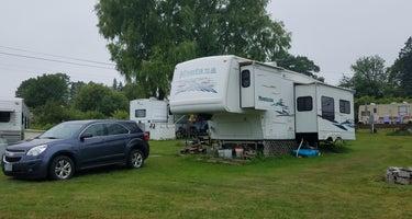Lobster Buoy Campsites