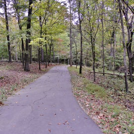 Paved Roads in the Campsite