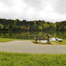 A Favorite Fishing Spot