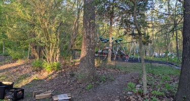 Miami Whitewater Forest Campground