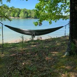 hammock spot