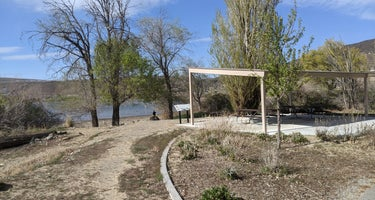 Crescent Bar Campground (Grant PUD Crescent Bar Recreation Area)