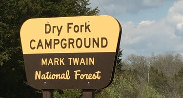 Dry Fork Recreation Area