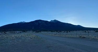 Sacred White Shell Mountain