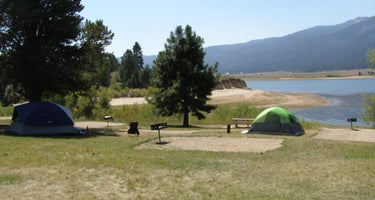 Lake Cascade/Snowbank Group Camp