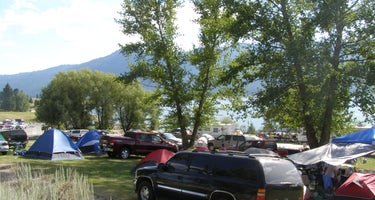 Lake Cascade/Van Wyck Campground