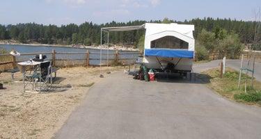 Lake Cascade/Ridgeview Campground