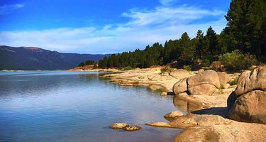 Lake Cascade/Crown Point Campground