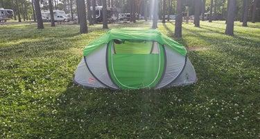 Pickwick Dam Tailwater TVA Campground