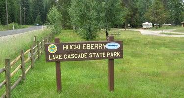Lake Cascade/Huckleberry Campground
