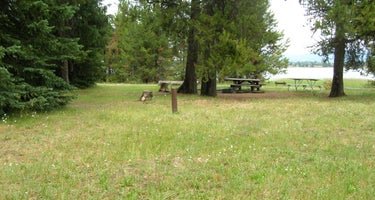 Lake Cascade/Curlew Campground