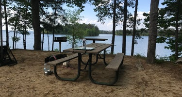 Modoc - J Strom Thurmond Lake
