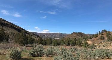 Burnt Ranch Road/Bridge Creek (Painted Hills)