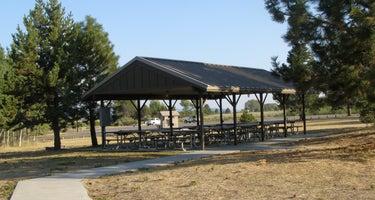 Lake Cascade/Poison Creek Campground