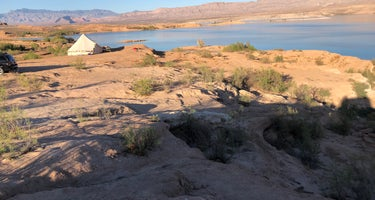 Lake Mead NRA - Stewart's Point Dispersed Camping