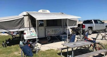 Campground Long Beach