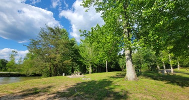 Rhea Springs Recreation Area County Park and Campground
