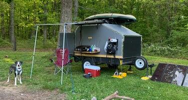 Sawmill Lake Campsite