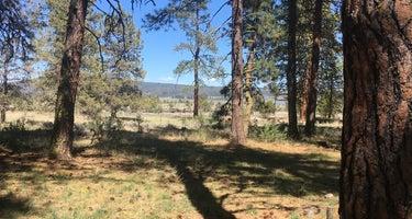 BLM Gerber Reservoir Campground