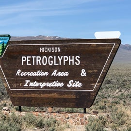 Sign on Highway 50