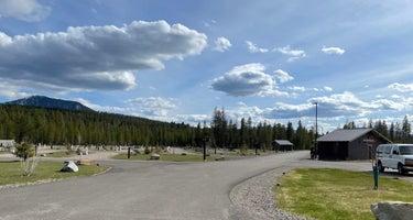 West Glacier RV Park and Cabins