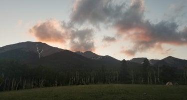 Mount Shavano Dispersed