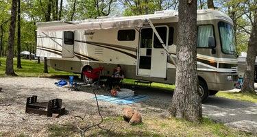 Cedar Ridge Campground—Stockton Lake