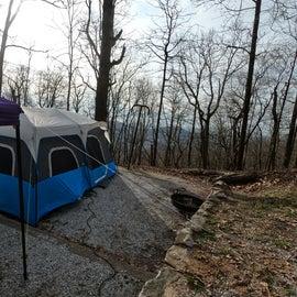 campsite 28